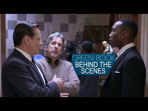 'Green Book' Behind The Scenes