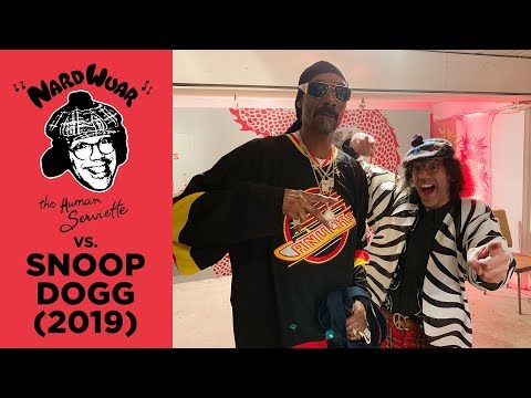 Nardwuar vs Snoop Dogg 2019