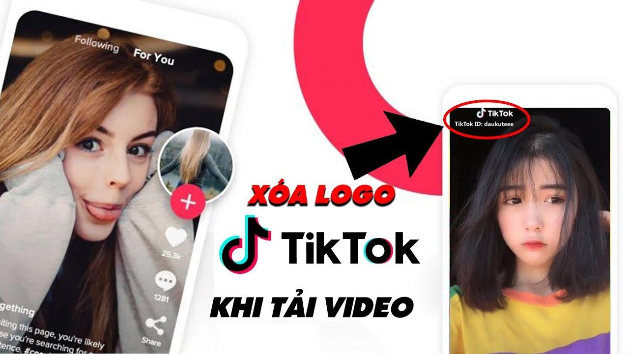 Hướng dẫn tải video tiktok không dính logo về iphone