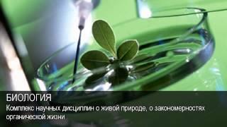 Биология. Толковый Видеословарь русского языка