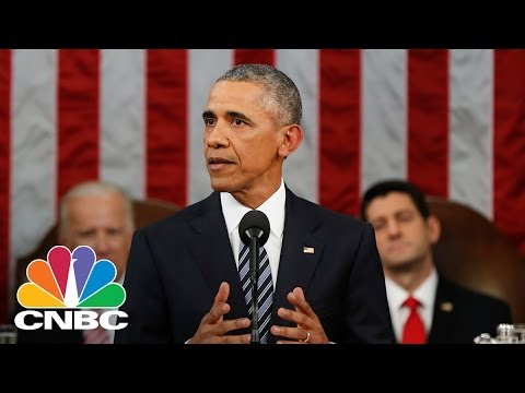 President Obama: I Will Keep Pushing For Work That Needs To Be Done | CNBC
