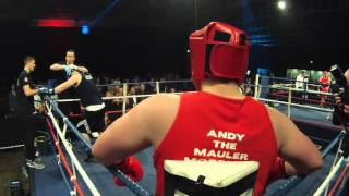 Ultra White Collar Boxing Coventry | Ring 2 | Fight 14