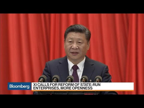 What Xi's Party Congress Speech Means for Investors