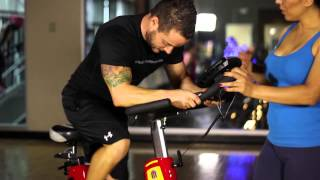 Cardio Exercises on Exercise Bikes : Personal Fitness Training