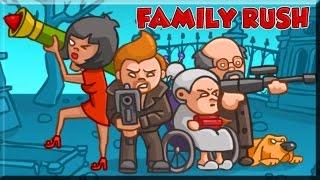 Family Rush Game (Final Run)