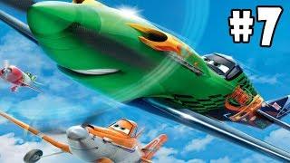 Disney Planes - Walkthrough - Part 7 - Ticket to Ride (PC HD) [1080p60FPS]