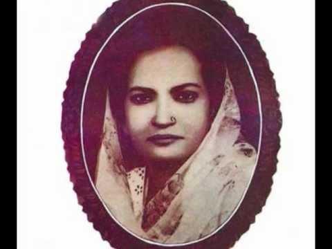 Firae Dio Na More Shunno Hate - Begum akhtar