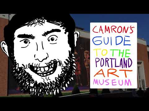 Camron's Guide to the Portland Art Museum