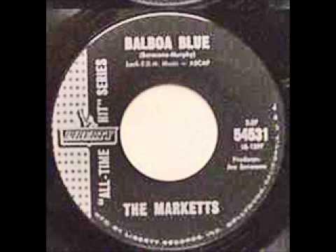 The Marketts =  Balboa Blue 1966 A== SURFER'S STOMP 1966 B