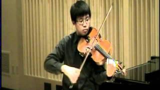Bach Suite No.1, BWV 1007, Gigue-Viola