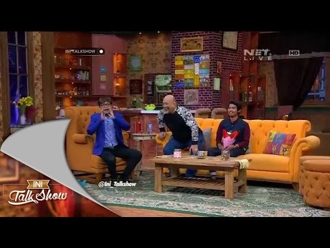 Ini Talk Show 9 September 2015 Part 3/6 - Indro Warkop, Dodit Mulyanto Dan Tya Arifin
