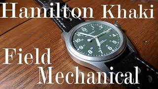 Hamilton Khaki Field Mechanical Review : An Homage to it