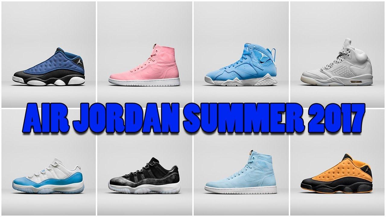 Air Jordan Summer 2017 Releases, Vote Air Max Day 2018, Atmos Jordan 3 Air  Max 1 Locations and More