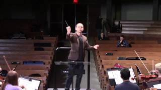 "Prokofiev: Romeo and Juliet Suite "" Montagues and Capulets"" rehearsal excerpt"