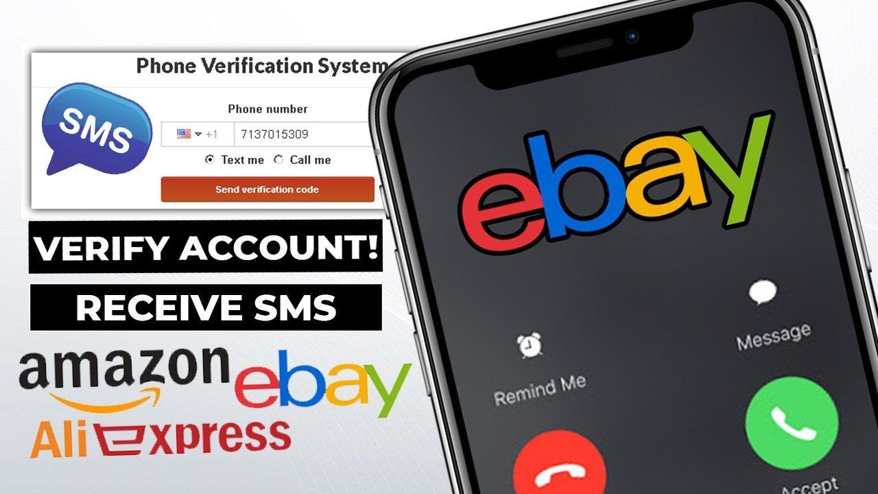 HOW TO GET Virtual Number For Voice Verify Online!