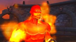 Mortal Kombat: Armageddon Walkthrough - Ending - Edenian Ruins