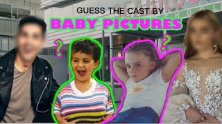 GUESS THE CAST OF ZOMBIES 2 BY THEIR BABY PICTURES! | Meg & Milo