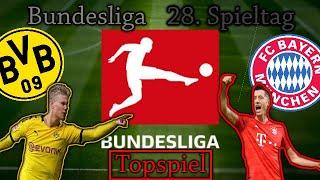 Bundesliga 19/20 28.spieltag - vorschau und tipps