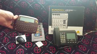 Yard Sale Tech Junk Haul 5/26/2018 The Flying Spaghetti Monster Was With Me!