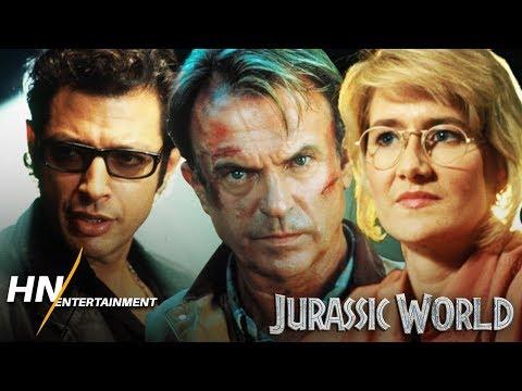 Amanda Jo - OGs Back For Jurassic World 3