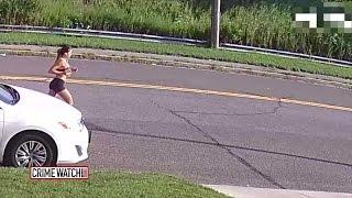 CWD Exclusive video: NYC jogger Karina Vetrano moments before attack