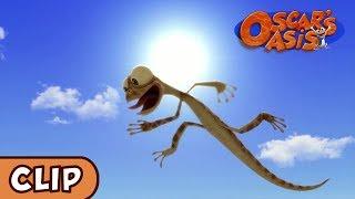 Oscar's Oasis - Bouncing Around | HQ | Funny Cartoons