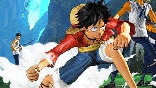 One Piece: Pirate Warriors - Test / Review für PlayStation 3 (Gameplay)
