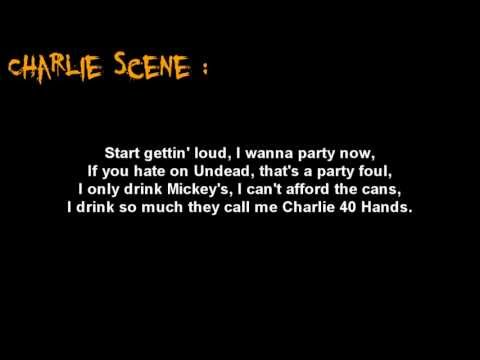 Hollywood Undead - No.5 [Lyrics]