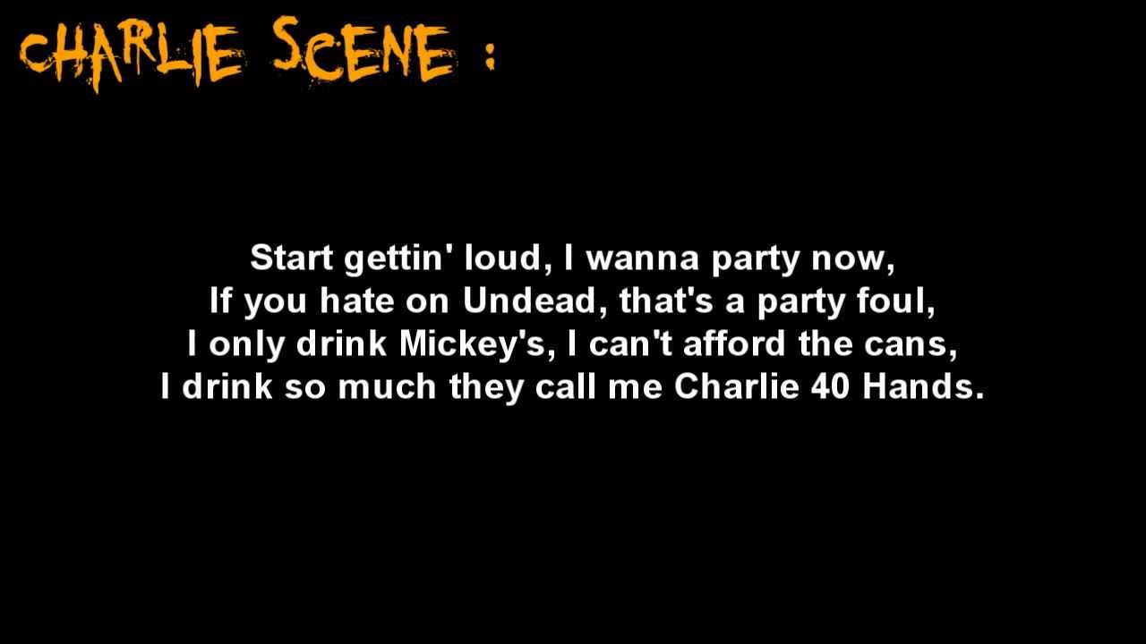No. 5 hollywood undead (with lyrics & download) youtube.