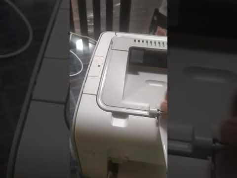 falla hp laserjet p1005 atasco de papel