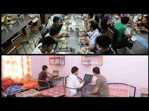 Men's Students Hostels Sri Venkateshwara University, Tirupati,  Andhra Pradesh, (video 1