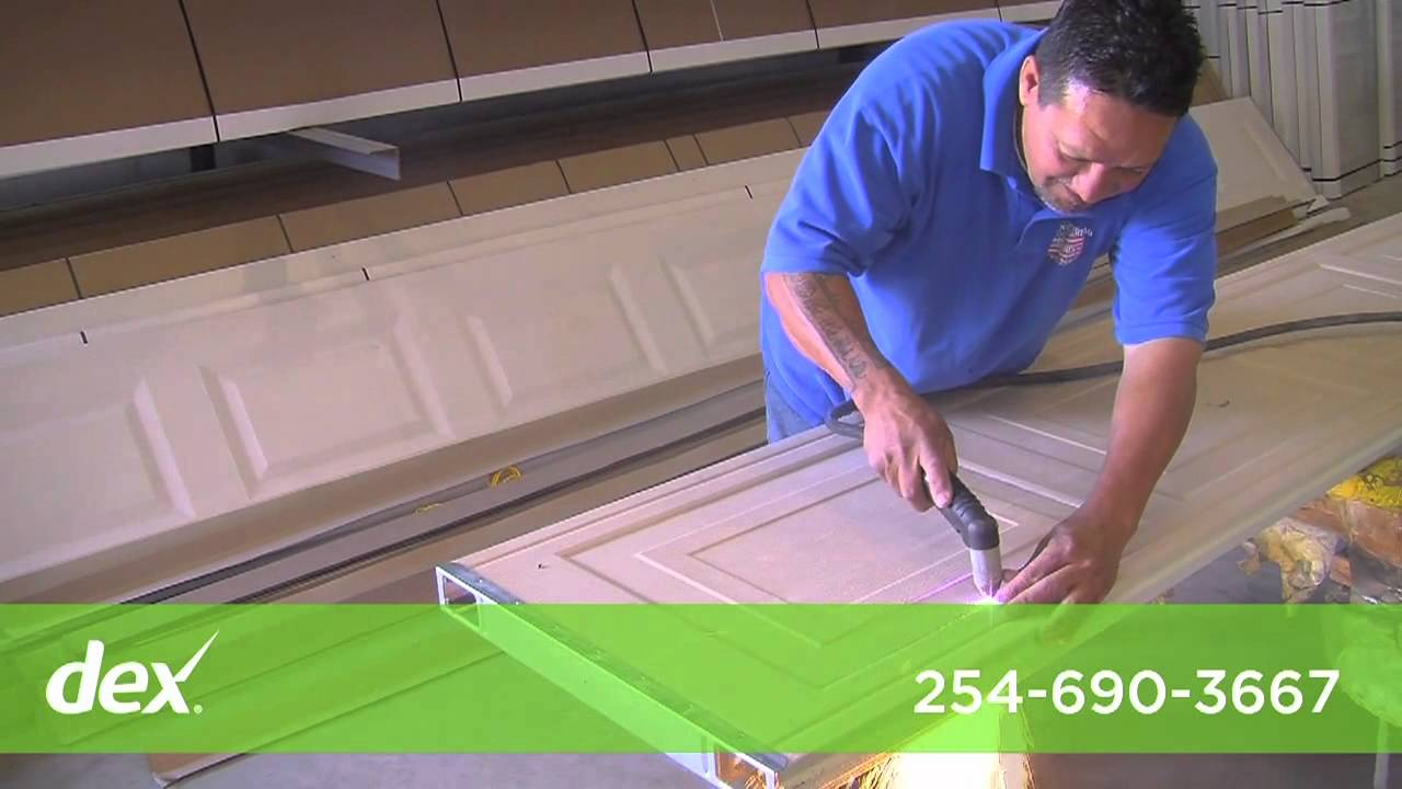 Killeen Overhead Doors - YouTube