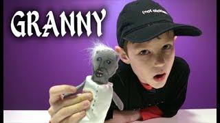 Granny Plushy EXCLUSIVE    Plush from Granny Horror Game Custom