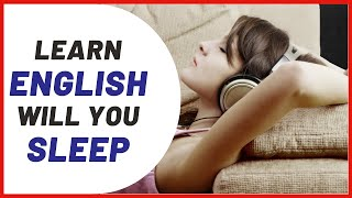 Sleep Learning - At the Restaurant Improve Vocabulary + Increase English Vocabulary Range