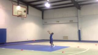 Andrew Wiggins Spin Move