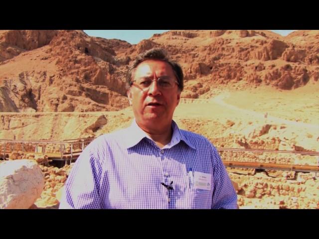 Kumrán, a Biblia ősi iratainak lelőhelye. Éjféli Kiáltás Misszió