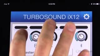 TURBOSOUND iX12/iX15 How To: Linking Speakers