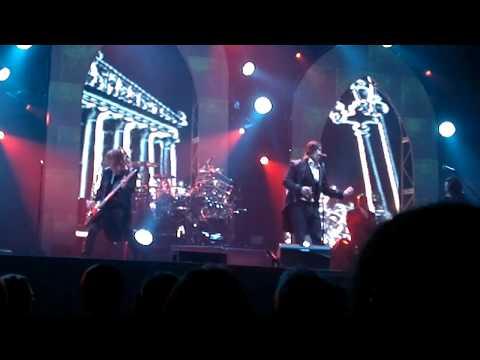 """Trans-Siberian Orchestra """"Vienna"""" Live Zürich Hallenstadion 16.03.2011"""