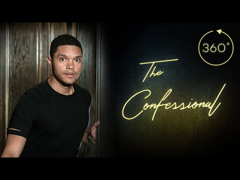Trevor Noah - The Confessional | 360 Virtual Reality Series by Felix & Paul Studios, Just for Laughs