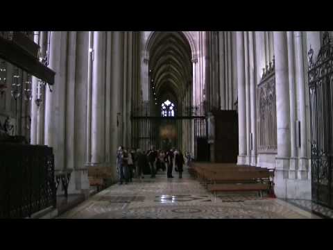 Inside Koln Cathedral