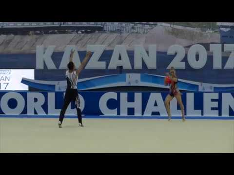 Mixed RG Couple - WCC Kazan 2017 exhibition performance