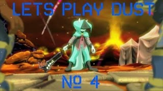 Lets Play Dust An Elysian Tail #4 Ft. special guest LuckyJack020