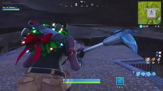 Fortnite bugs sous le quartier!!!