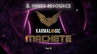 MACHETE Electronic — INNER RESOURCE (Official audio, 2020)