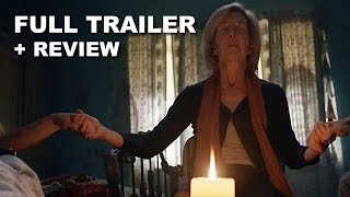 Insidious Chapter 3 Official Trailer + Trailer Review : Beyond The Trailer