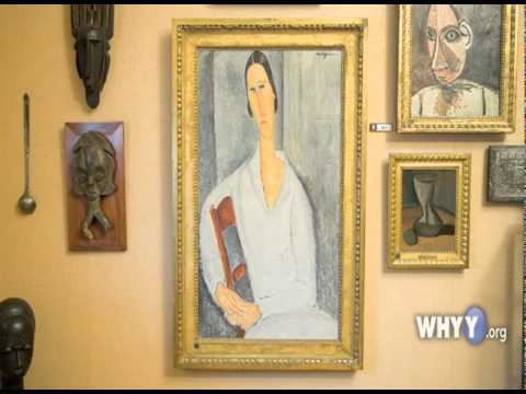 The Docent S Guide To The Barnes Foundation Youtube