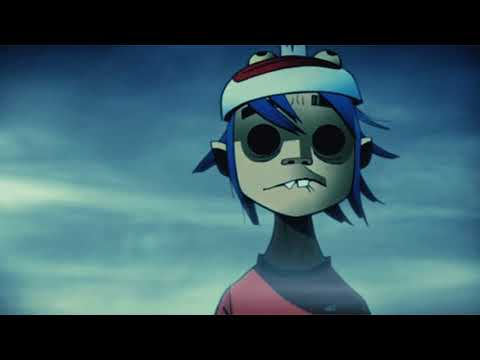 GORILLAZ - FEEL GOOD inc. (DJ YUNG VAMP REMIX)