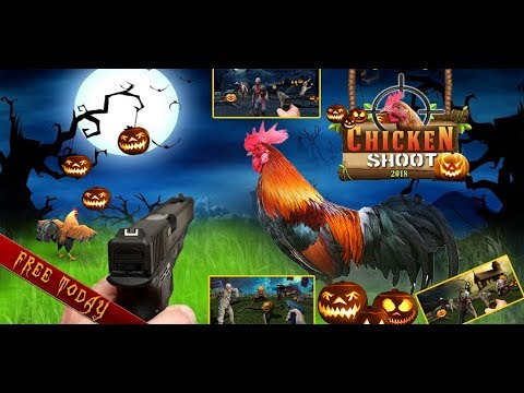 Frenzy Chicken Shooter 3D: Shooting Games with Gun - Apps
