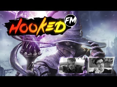 Hooked FM #128 - Final Fantasy 14, Transformers: The Last Knight, Persona 5 und mehr!