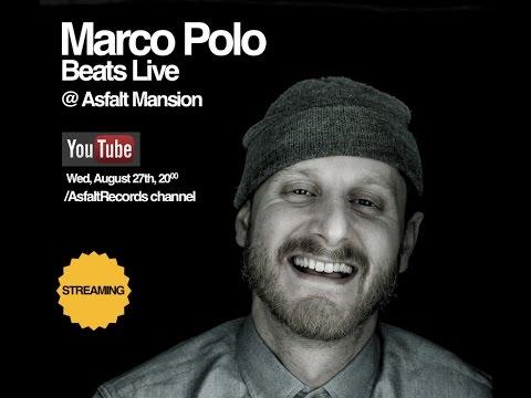 Marco Polo Beats LIVE @ Asfalt Mansion